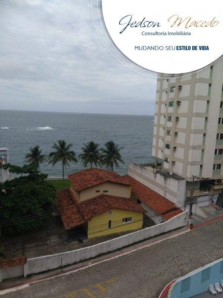 Oportunidade! Apartamento 2 quartos com vista para o mar no