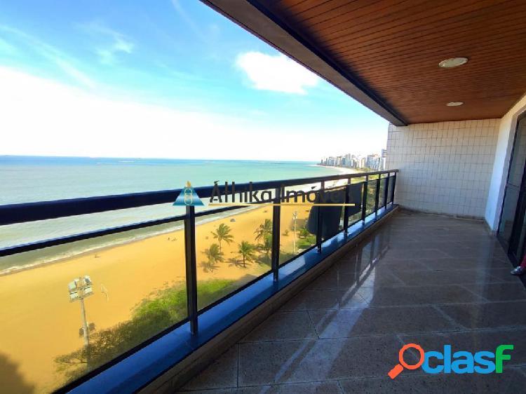 Apartamento Frente Mar na Praia da Costa de 4 Quartos 2