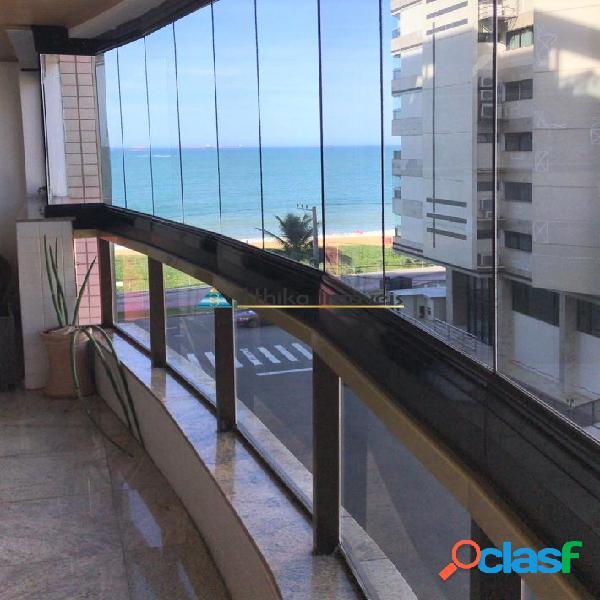 Apartamento com Vista Mar Praia da Costa de 4 Quartos 2