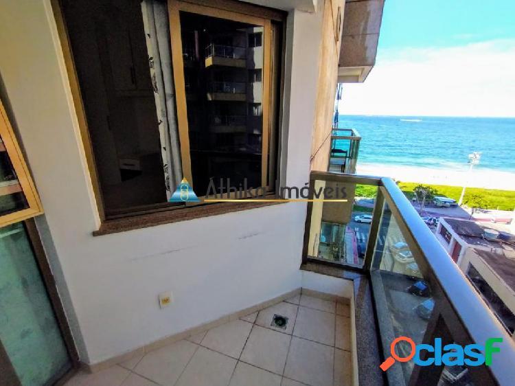 Apartamento de 1 quarto e sala com Vista Mar na Praia da