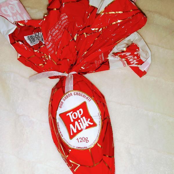 Ovo de Páscoa 120 gramas de Chocolate