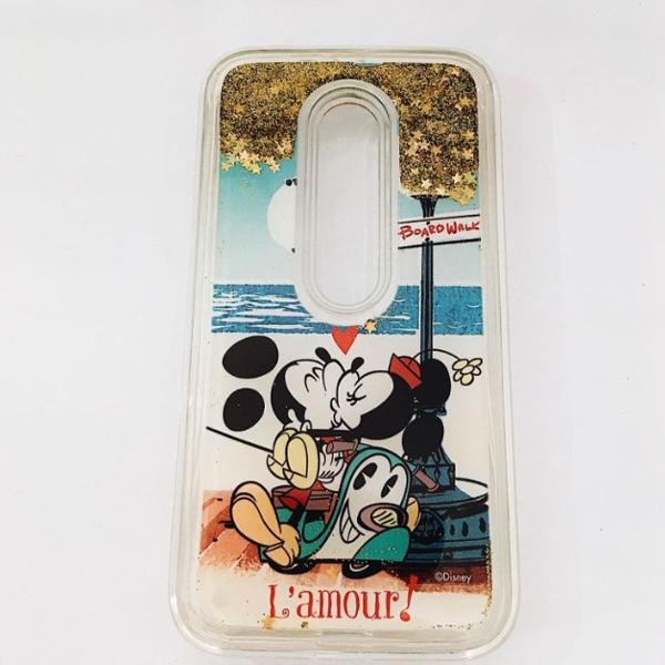 capa de celular moto g3 mickey mouse