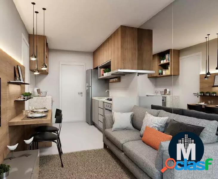 Apartamento no Centro 1 e 2 dorms,Terraço, Portal Barra