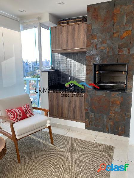 Essencia Brooklin - 105 m2 - 2 suítes - 2 vagas