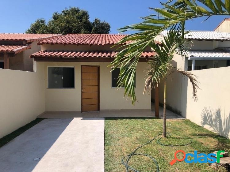 Ótima casa com 2 quartos em área nobre de Itaipuaçu!!