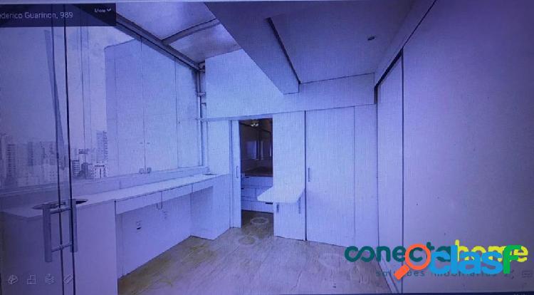 Apartamento de 500 m², 4 dormitórios c/ 2 suítes, 3 vagas