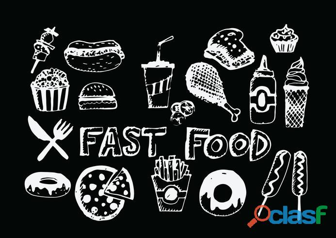 Rede de Franquia Fast Food em Santo André.
