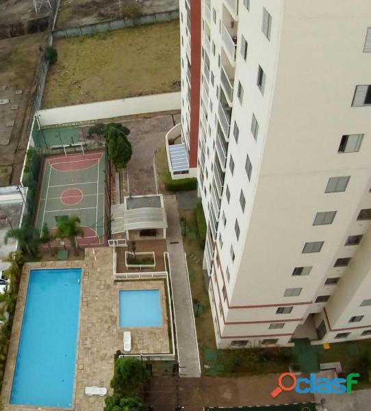 Lindo apartamento no edifício Conquista em Santo André