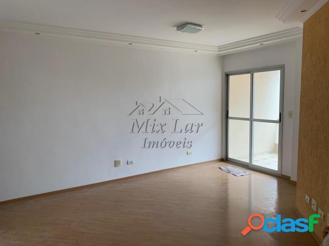 REF 167107 Apartamento no Bairro Bela Vista - Osasco SP