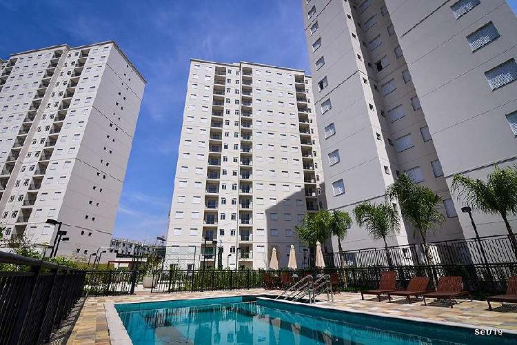 Apartamento para venda tem 62 metros quadrados com 3 quartos