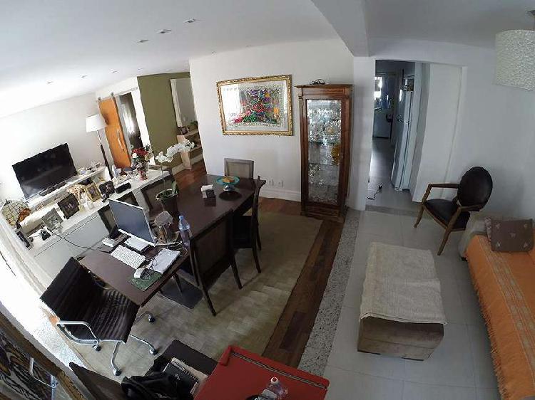 Apartamento venda 135 m² 4 quartos sendo 3 suites em Vila