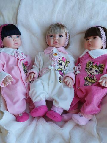 Boneca Bebê estilo Reborn promoção