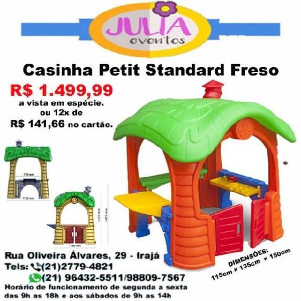 Casinha Infantil Petit Standard Freso
