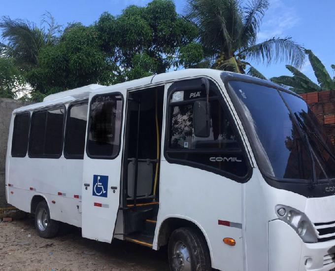 Microônibus Comil Piá rodoviário 2013