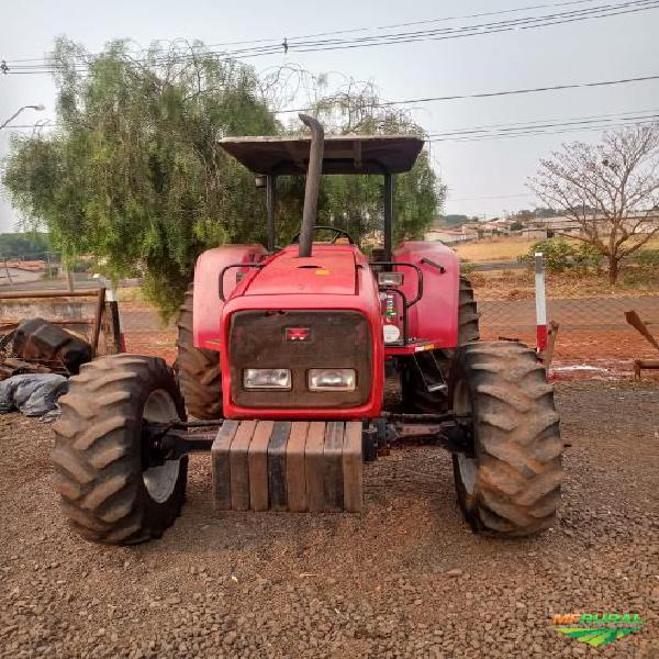 Trator Massey Ferguson 5275 4x4 ano 02