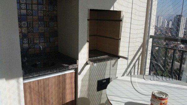 Apartamento para alugar com 2 dormitórios em Agua rasa, Sao