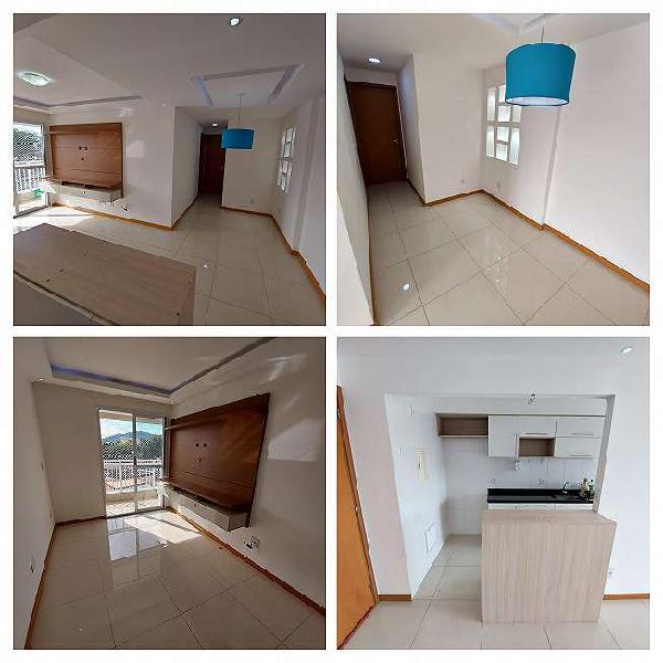 Apartamento para venda com 66 metros quadrados com 2 quartos