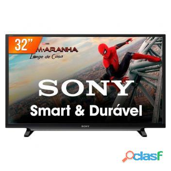 "Smart TV LED 32"" Sony KDL 32W655D HD Wi FI Conversor"