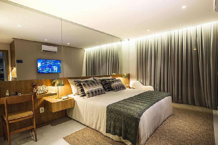 Vendo Apartamento 140m² de 3 Quartos sendo 3 Suites com 2