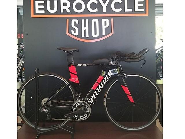 Bicicleta de Triathlon Specialized Shiv Expert  Di2
