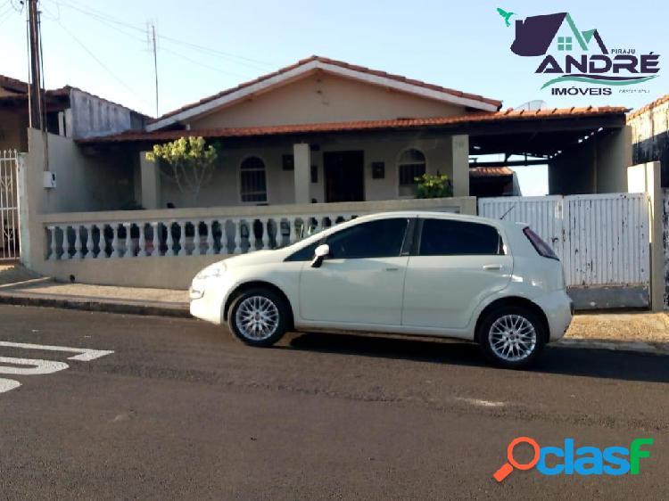 Casa, 3 dormitórios sendo 1 suíte – Teto I - Piraju /SP.
