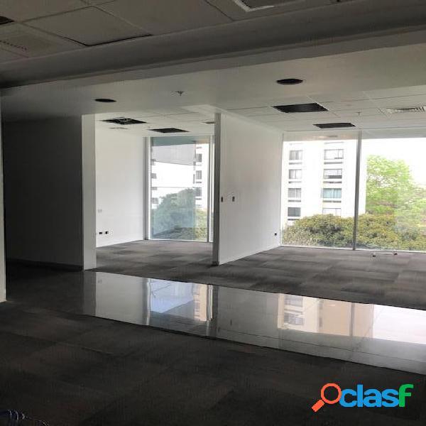 Alquilo Oficina Implementada - San Isidro