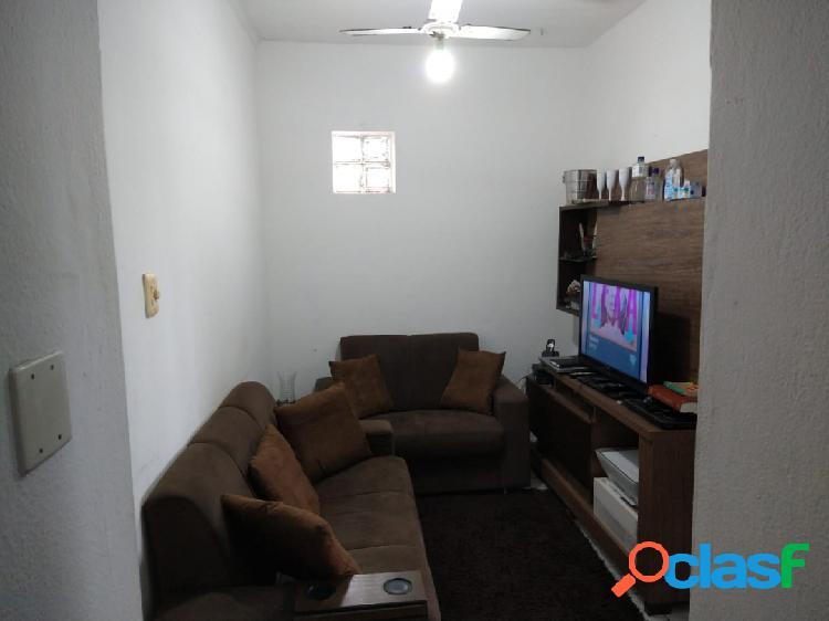 Sala Living Dividida - 2 Quartos- Centro- São Vicente