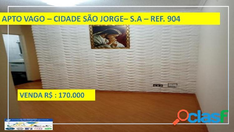 Apartamento - Venda - Santo André - SP - Cidade São Jorge