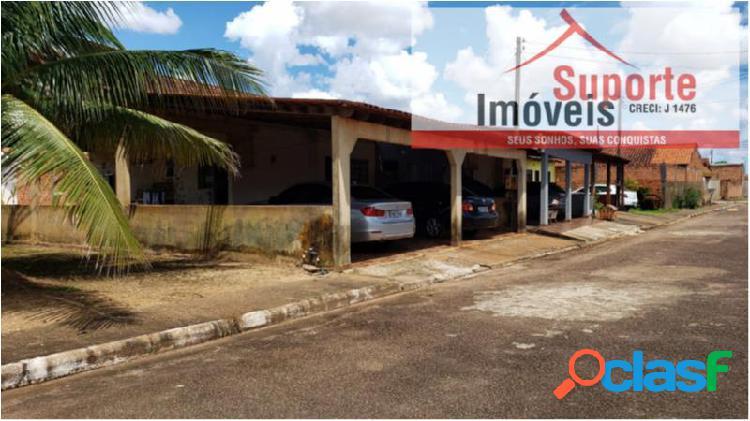 Casa com 2 dorms em Porto Velho - Nova Esperança por 160