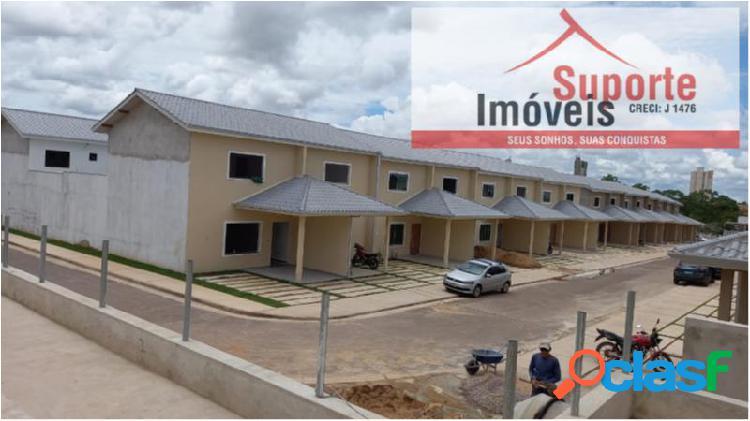 Casa em Condomínio em Porto Velho - Pedrinhas por 525 mil