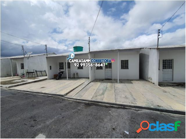 Residencial Margarita - Casa com 2 dorms em Manaus - Cidade
