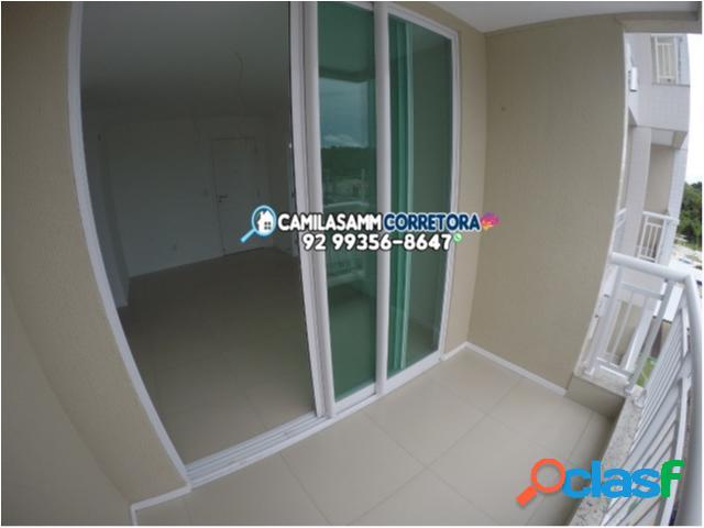 Residencial do Bosque - Flores - Apartamento com 2 dorms em