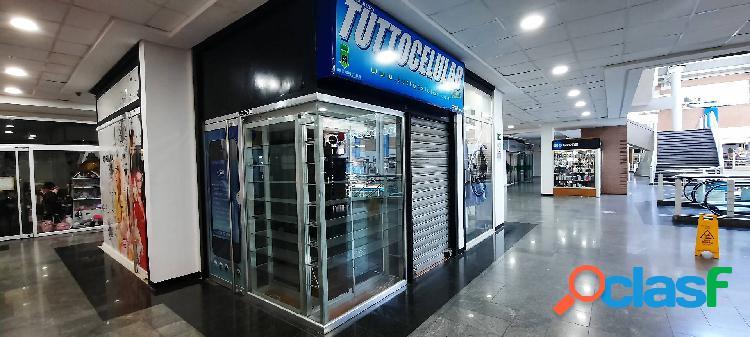 Venta Local Comercial en el C.C. El Cristal Naguanagua