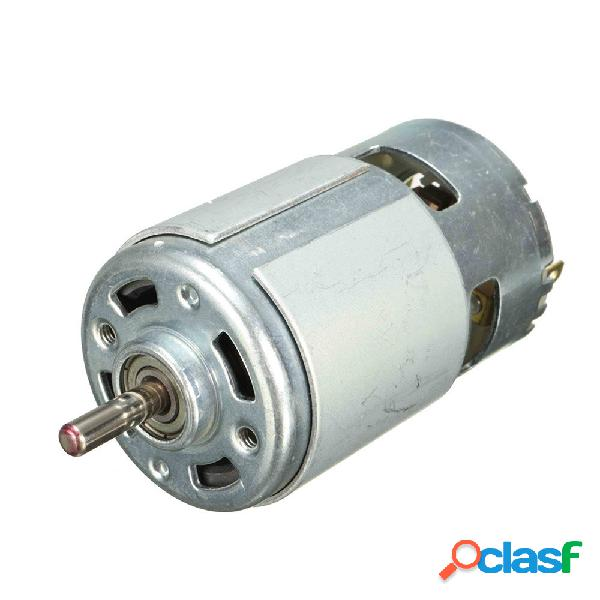 DC 12V 150W 13000rpm 775 Motor Micro DC Motor 5mm Motor de