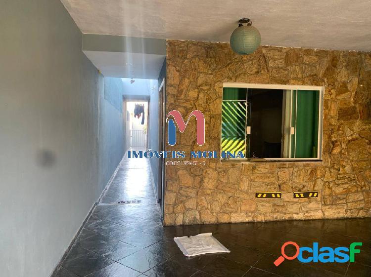 Sobrado 3 dormitórios 2 vagas - 125m² - Mirandópolis