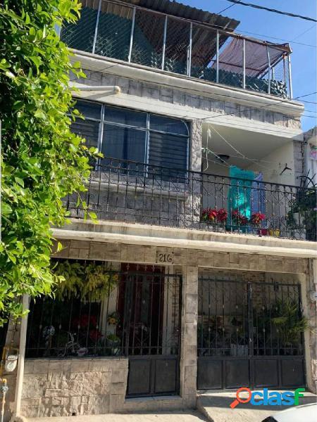 Venta de Casa en Unidad Obrera, León, Guanajuato.