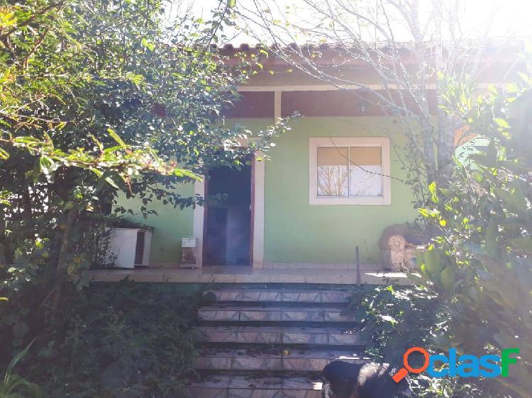Casa 75m² Com Amplo Terreno - não Financia - Vila Torres -