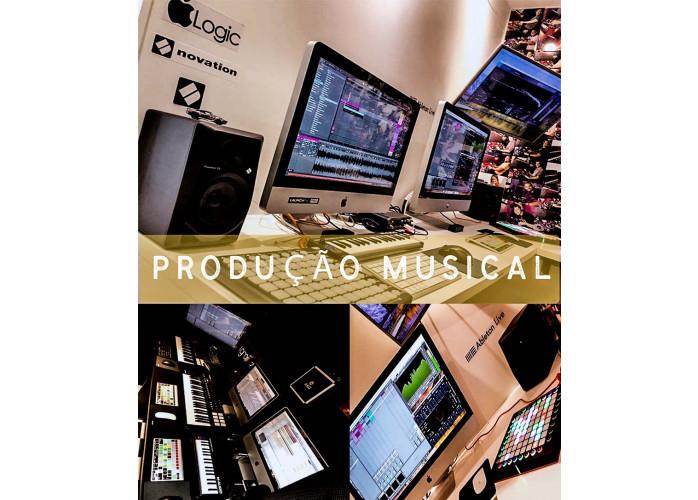 Curso de Produção Musical Barra da Tijuca Leblon Rio de