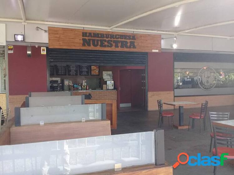 Negocio Restaurante Venta San Diego C.C Euromax 60 Metros