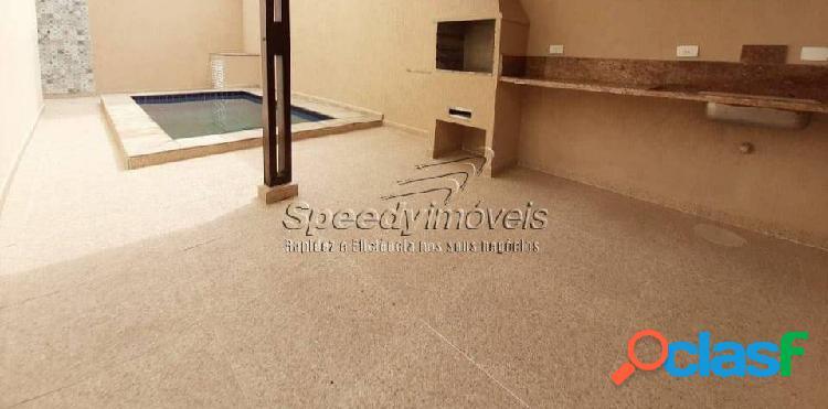 Casa para venda em Santos, 3 dormitórios - Embaré