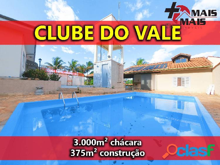Chácara do Vale ou Clube do Vale em Mococa 3000m 3 suítes