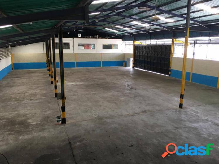 Galpón en Alquiler Zona Industrial Castillito