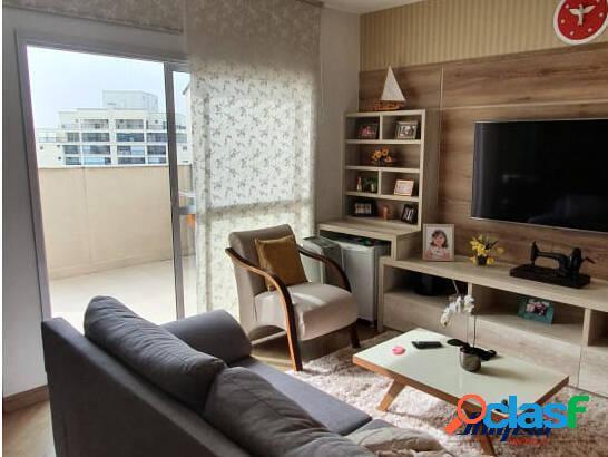 Linda cobertura no Edifício Home Concept - Jardim Aquarius!