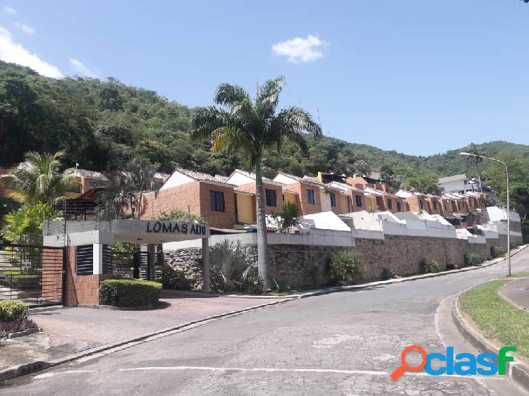Venta Town House en Urbanización Lomas del Este