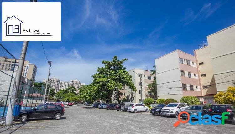 Vendo apartamento 2 quartos - Camorim / Estrada dos