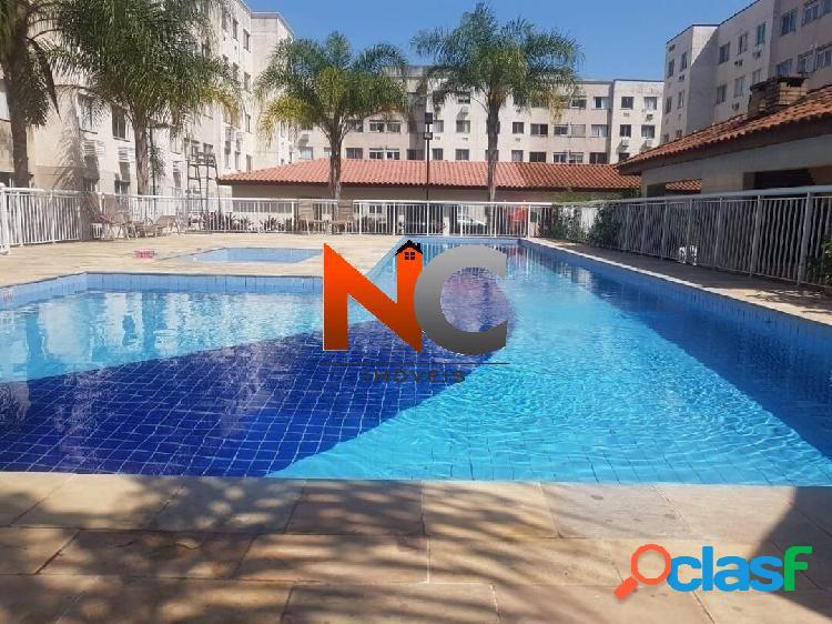 Reserva da Praia - Apartamento com 3 dorms - R$ 210 mil.