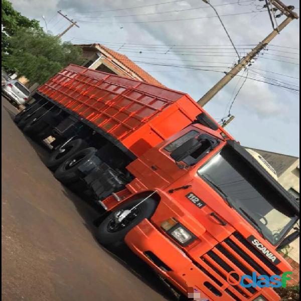 caminhão Scania 112h 1998